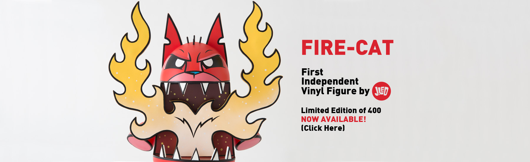 loading Fire-Cat Now Available banner