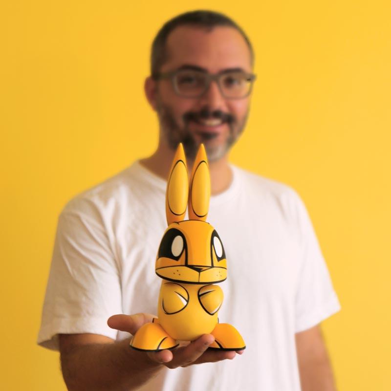 Joe Ledbetter Bunny